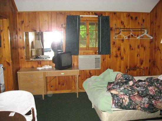 Studio Motel of Lake George: Inside the room