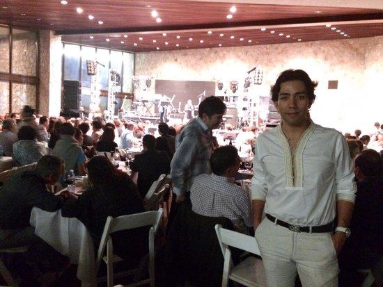 Museo de la vid y el vino: Vinimos al concierto de Ana Victoria :) excelente coordinación :) muy recomendable para eventos