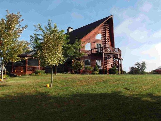 Point Au Roche Lodge: Point Au Rouche Lodge