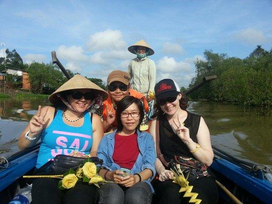 EcoTours : Mekong river