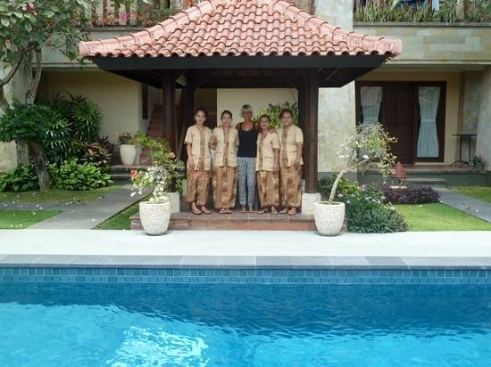 Pondok Ayu : lovely staff