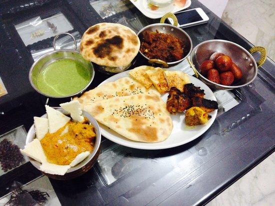 Jaipur Cooking Classes : Non vege menu