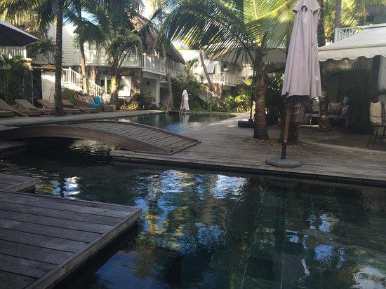 20 Degres Sud Hotel: Pool