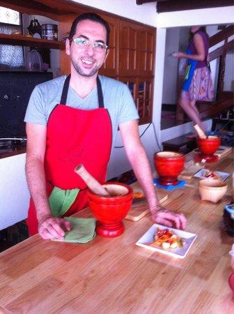 Tom Yum Thai Cooking School: ´
