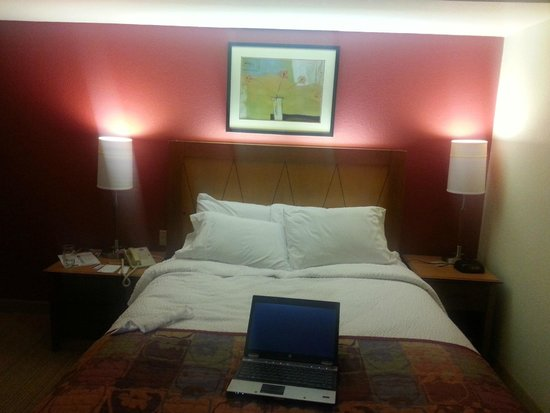 Residence Inn San Francisco Airport/San Mateo: Suite