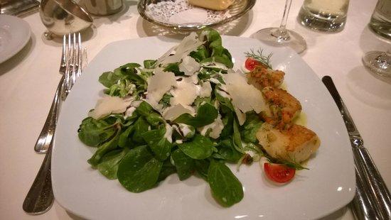 Hotel-Restaurant Kunz: Vorspeise