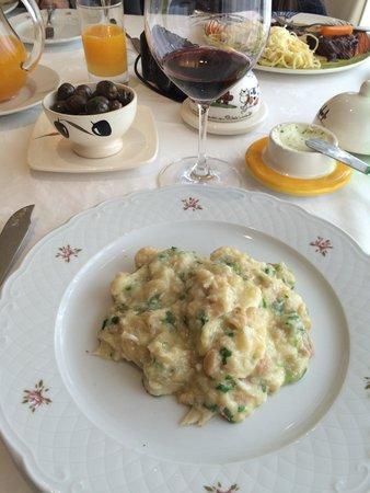 Tia Alice Restaurante : Açorda de bacalhau