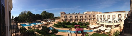 Giardino di Costanza Resort : Panoramica