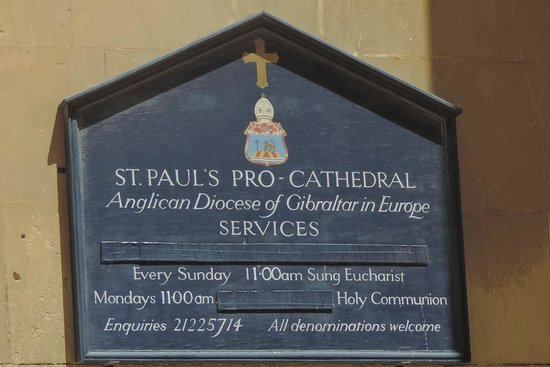 St. Paul's Anglican Pro-Cathedral: St. Paul's Anglican Church, La Valletta