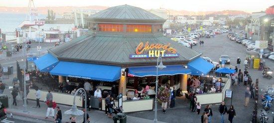 Chowder Hut Grill San Francisco Ca Picture Of Chowder Hut Grill