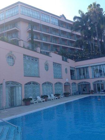 Belmond Reid's Palace: Blick auf Hotel