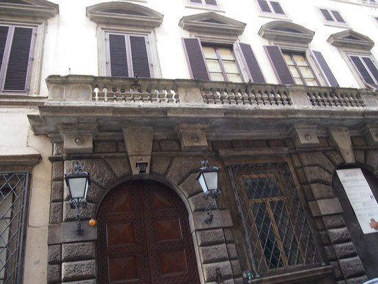 First of Florence Residence Apart'Hotel: ホテル
