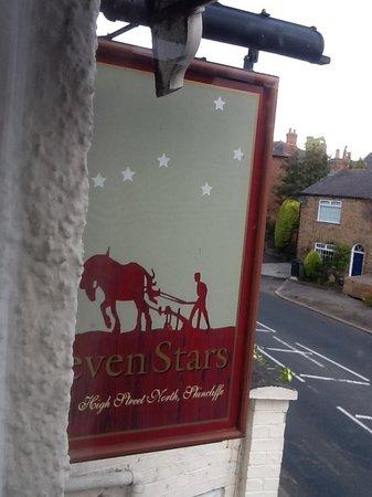 Seven Stars Inn: outside