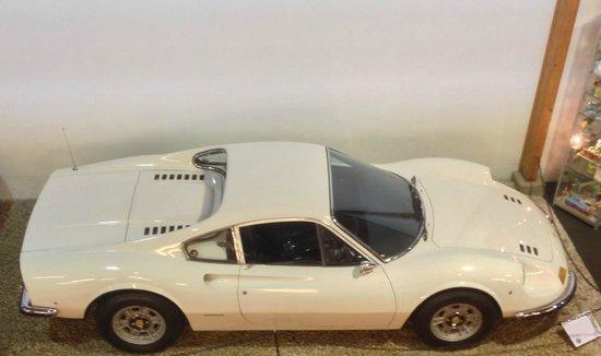 National Automobile Museum of Tasmania: Ferrari