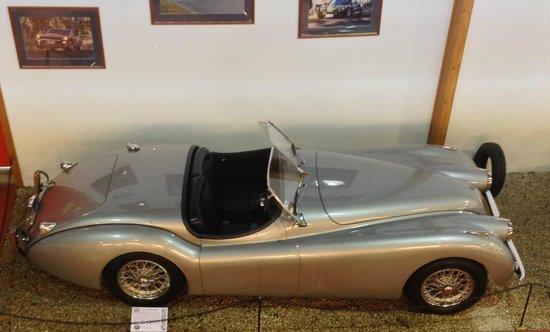 National Automobile Museum of Tasmania: Jaguar