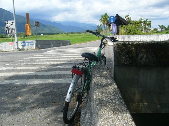 Guanshan Bicycle Path