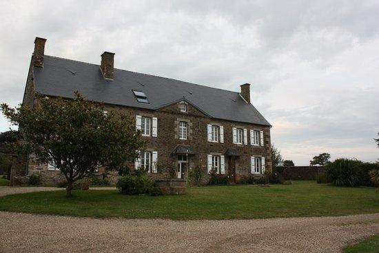 Juilley, Francia: l'abitazione