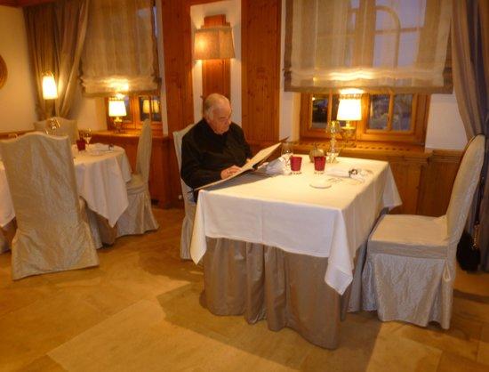 Hostellerie a la Ville de Lyon : Au restaurant gastronomique Philippe Bohrer