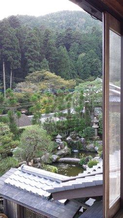 Ohara Sanso: Utsikt från rummet