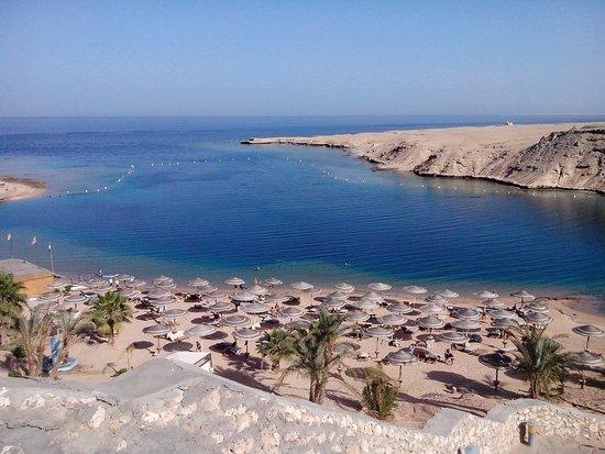 Al Nabila Grand Bay Makadi: Beach