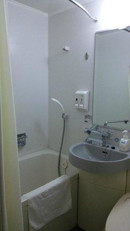 Comfort Hotel Himeji : ユニットバス