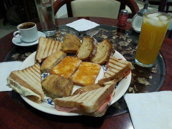 Brazil Hotel: breakfast