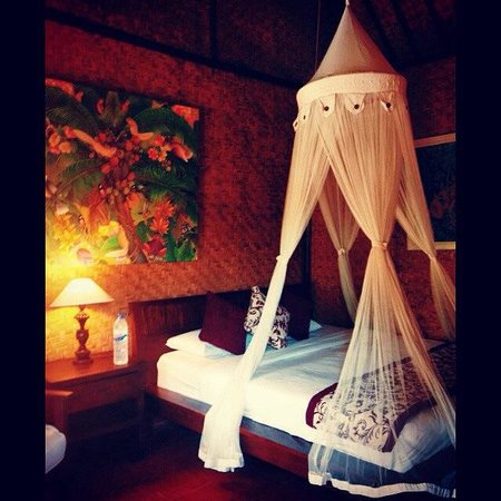Jati Home Stay: Great, comfortable bed