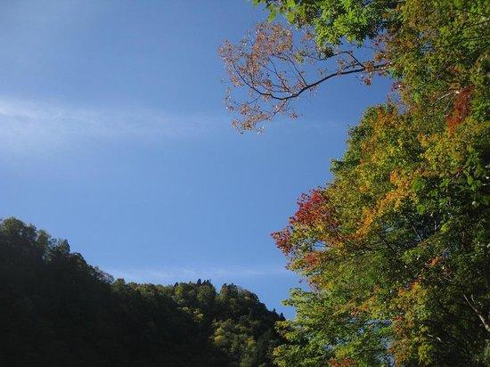 Mitaki Canyon