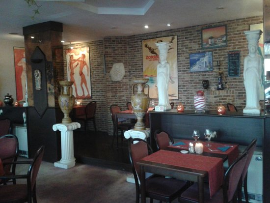 Picture of restaurant acropolis ostend tripadvisor for Acropolis cuisine