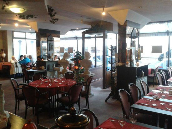 Photo de restaurant acropolis ostende tripadvisor for Acropolis cuisine