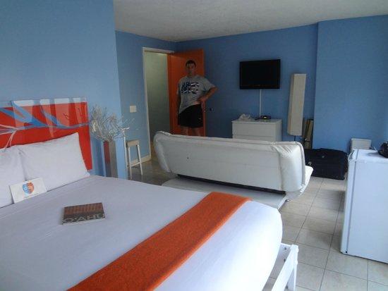 Stay Hotel Waikiki: Main Bedroom