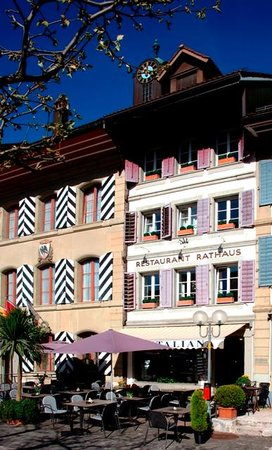 Restaurant Rathaus, Cucina italiana