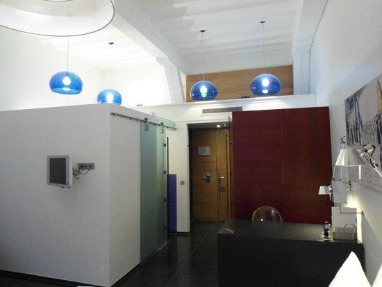 Kruisherenhotel Maastricht: Zimmer 3