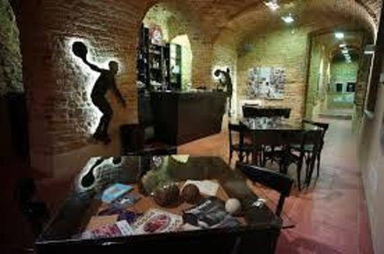 Tambass Teatro & Cucina : museo tamburelli