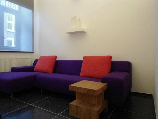 Kruisherenhotel Maastricht : Sofa