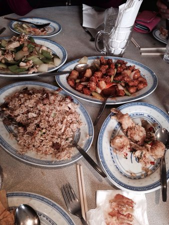 Lakeside Palace Chinese Restaurant : Banquet was amazing!!!