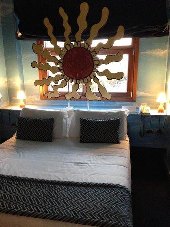 Abitart Hotel: suite metafisica