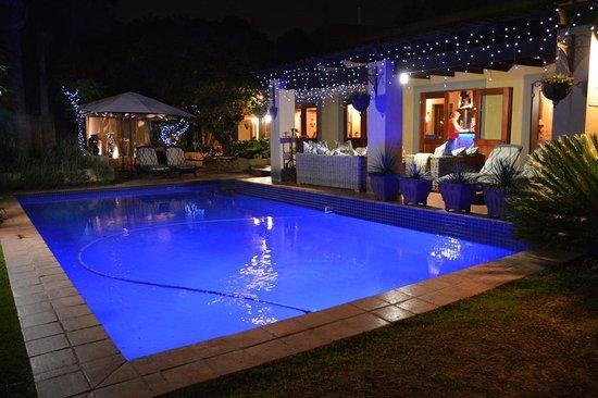 Opikopi Guest House: Abendstimmung