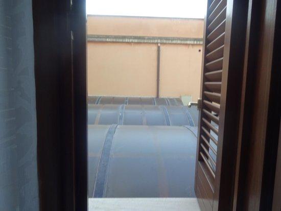 Grand Hotel del Gianicolo: ecco la vista dalla finestra terribile!
