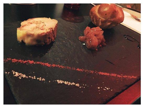 L'Exode: foie gras