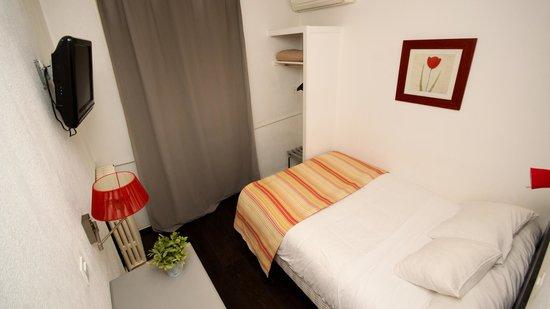Hotel Azur: chambre standart