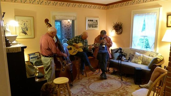 The Crocker House Country Inn: The Equation Trio