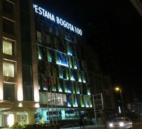 Foto de hotel bogota 100 bogot tripadvisor for Hotel design 100 bogota