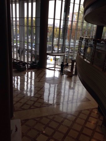 Hilton Kayseri: Lobby
