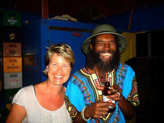 Bamboo Beach : Jamaican Smiles