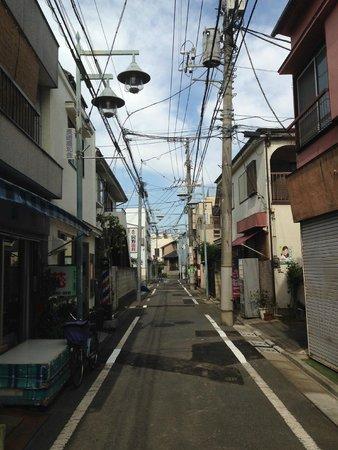 Family Inn Saiko: Neighbourhood