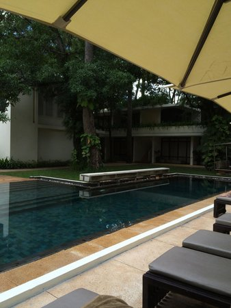 FCC Angkor : Swimming pool.