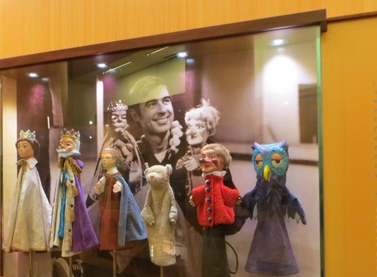 Fred Rogers Exhibit