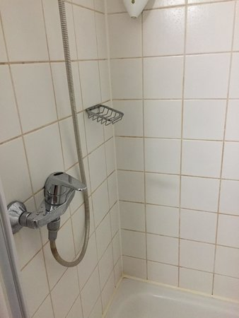 TRYP by Wyndham Bremen Airport: Shower