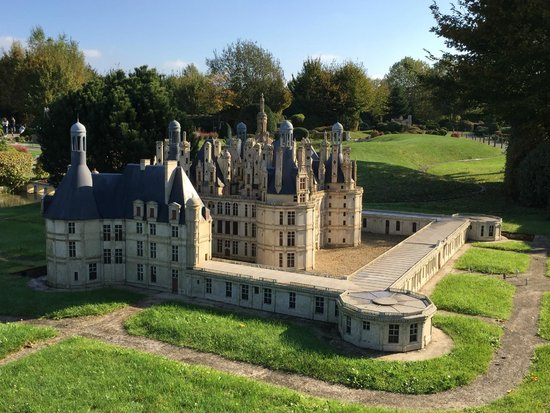 France Miniature: Chambord
